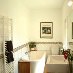 Familie Suite badkamer