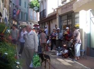 Marché de Prades