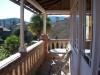 balcon de la suite terrace